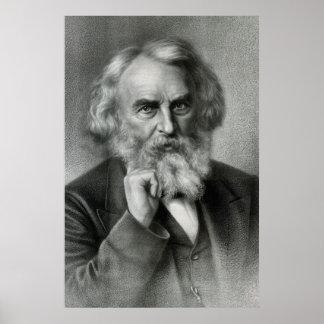 Poster Henry Wadsworth Longfellow