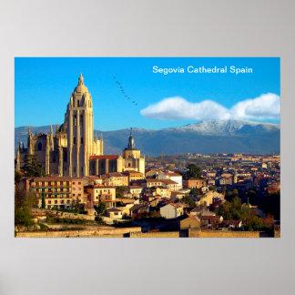 Poster Image de l'Espagne pour l'affiche