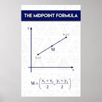 Poster La formule de point médian