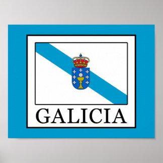 Poster La Galicie
