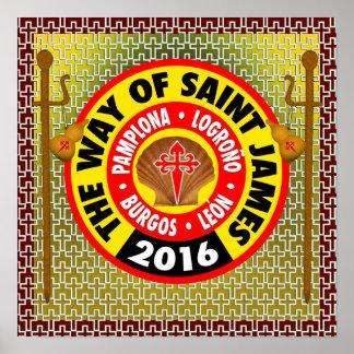 Poster La manière de St James 2016