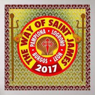 Poster La manière de St James 2017