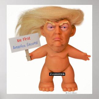 Poster La plus grande affiche de Troll du monde officiel