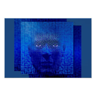 Poster Labyrinthes de l'esprit