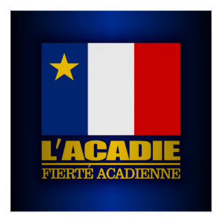 Poster L'Acadie