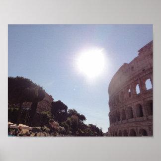 Poster Le Colosseum (Rome)