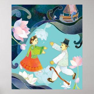 Poster Le conte de la cale Chung