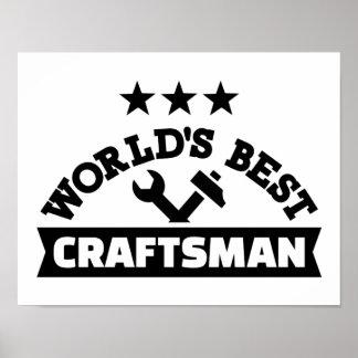 Poster Le meilleur artisan du monde