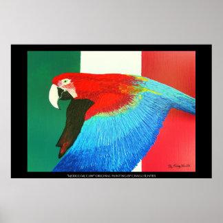 Poster Le Mexique McCaw