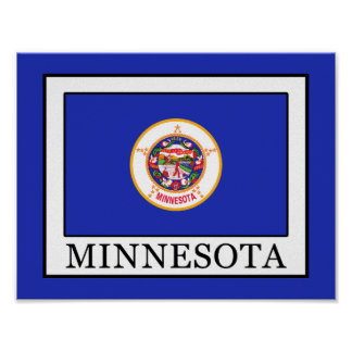 Poster Le Minnesota