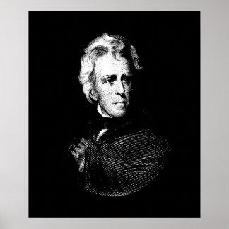 Poster Le Président Andrew Jackson