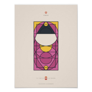 Poster Le Voile et la Barbe - Sikhs - Femme