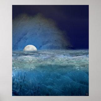 Poster Magie arctique