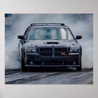 Poster Magnum enflé de Dodge