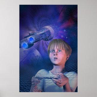 Poster Maître de l'univers