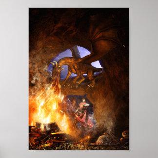 Poster Massacre du dragon