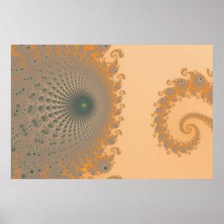 Poster Mi affiche de Spirole d'or