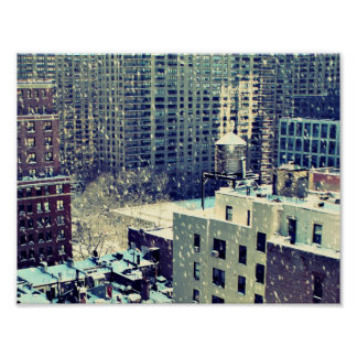Poster Milou Manhattan