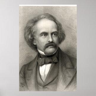 Poster Nathaniel Hawthorne