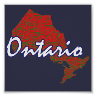 Poster Ontario