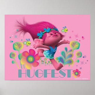 Poster Pavot des trolls | - Hugfest 2