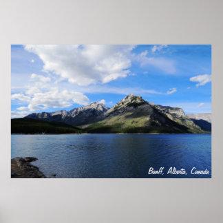 Poster Paysage de Banff