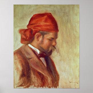 Poster Pierre un portrait de Renoir | d'Ambroise Vollard