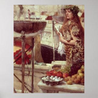 Poster Préparations d'Alma-Tadema | dans le Colosseum,