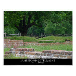 Poster Règlement de Jamestown