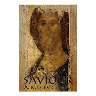 Poster Sauveur CC0492 d'Andrei Rublev