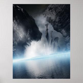 Poster Sentinelles de gorge
