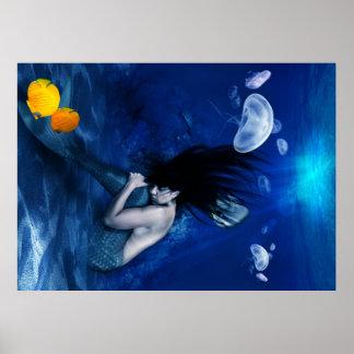 Poster Sirène