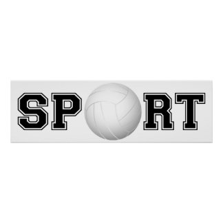 Poster Sport (volleyball) 1