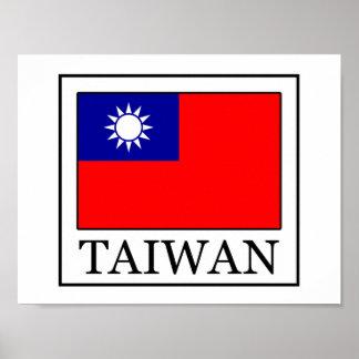 Poster Taïwan