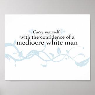 Poster Tenez-vous avec la confiance…