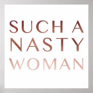 Poster Une femme si méchante