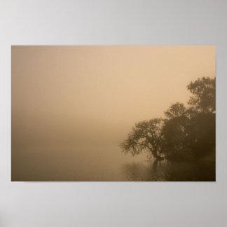 Poster Une promenade dans le brouillard