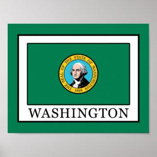 Poster Washington