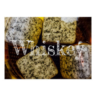 Poster Whiskey froid
