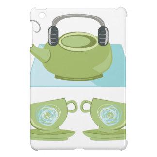Pot de thé coque pour iPad mini