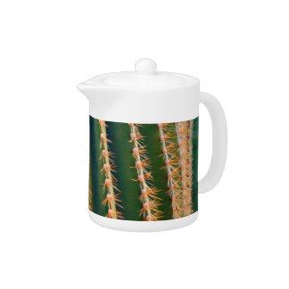 Pot de thé de Saguaro