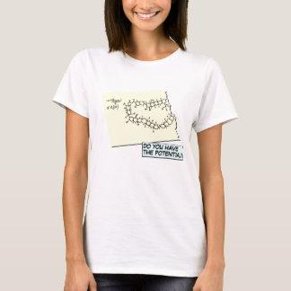 """""""Potentiel"""" T-shirt de 2,0 héros"""