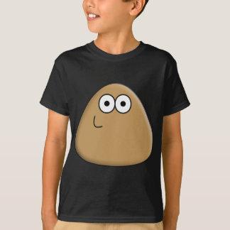 Pou heureux t-shirt