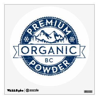 Poudre organique de la meilleure qualité de Colomb