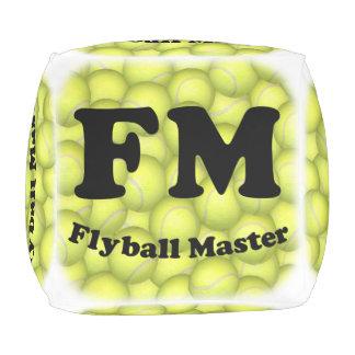 Pouf D'extérieur FM, maître 5.000 de Flyball