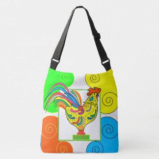 POULET de COQ tout plus de - imprimez le sac