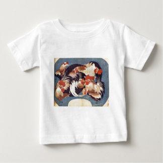 Poulets T-shirt Pour Bébé
