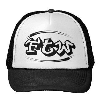 Pour la victoire - FTW #2 Casquette Trucker
