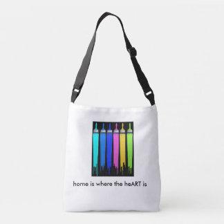 pour l'étudiant, le crafter ou l'artiste sac ajustable