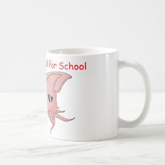 Pour se refroidir pour l'école mug